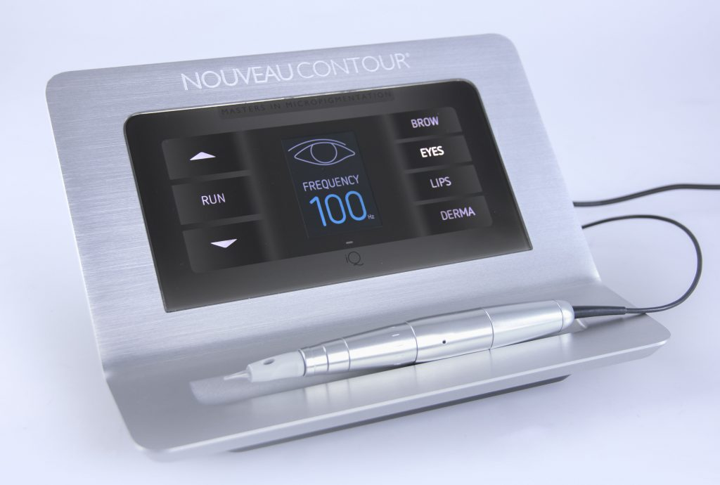 IQ Device With Handpiece
