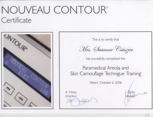 Orvosi tetovalas certificate
