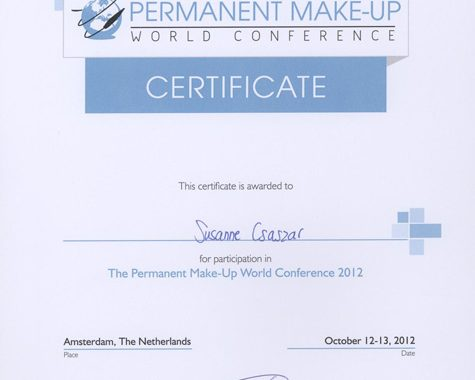 PMU conference 2012